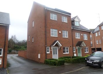 Thumbnail 4 bed town house to rent in Greensand View, Woburn Sands, Milton Keynes