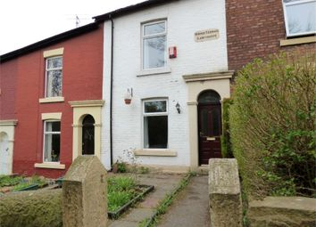 Thumbnail 2 bed terraced house for sale in Minnie Terrace, Blackburn, Lancashire