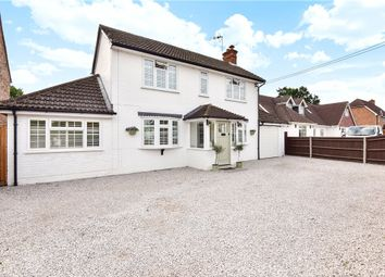 Thumbnail 3 bed detached house for sale in Sandhurst Road, Yateley, Hampshire
