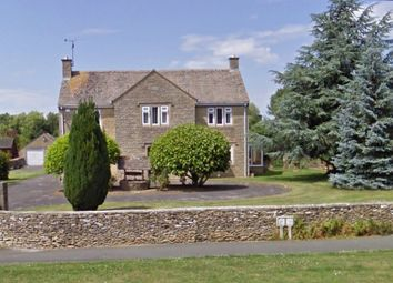 Thumbnail 4 bedroom detached house to rent in Station Road, South Cerney, Cirencester