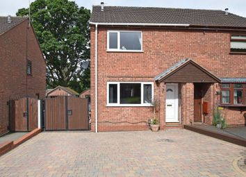 Thumbnail 3 bed semi-detached house for sale in Spinney Mews, Redditch