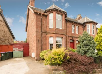 Thumbnail 3 bed semi-detached house for sale in Feus Road, Perth