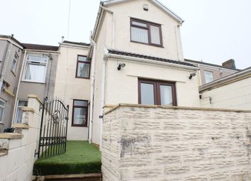 Thumbnail 3 bedroom terraced house to rent in Verig Street, Swansea