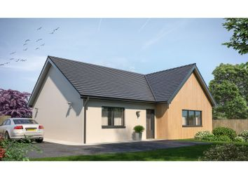 Thumbnail 3 bedroom detached bungalow for sale in Johnston Park, Turriff, Aberdeenshire