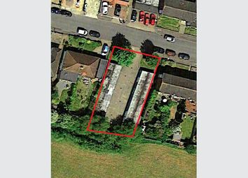 Thumbnail Land for sale in Site And Garages Adjacent To, 48-50 Maple Road, Middlesex