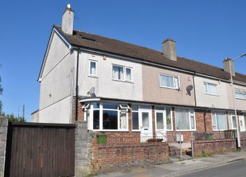 Thumbnail 2 bed terraced house for sale in Verna Road, Plymouth