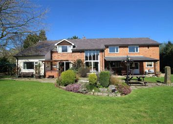 Thumbnail 6 bed barn conversion for sale in Station Road, Salwick, Preston