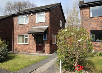 Thumbnail 3 bed detached house for sale in Coombes Avenue, Marple, Stockport