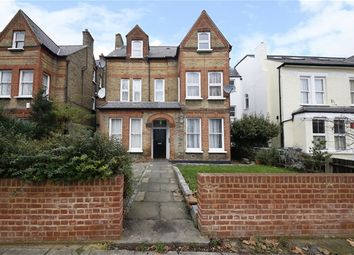 Thumbnail 3 bedroom flat for sale in Woolstone Road, London