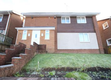 Thumbnail 3 bed detached house to rent in Vale View, Risca, Newport