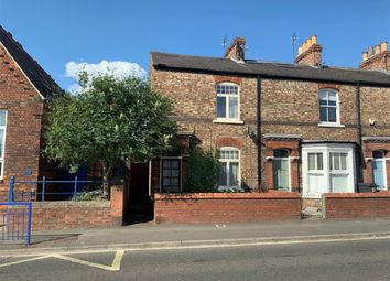 3 bed terraced house for sale in Heworth Road, York YO31