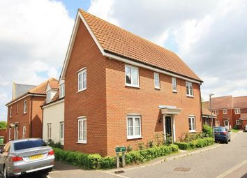 Thumbnail 4 bedroom property to rent in Mountbatten Drive, Old Catton, Norwich