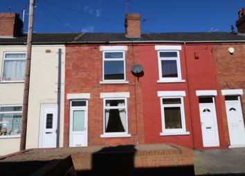 Thumbnail 2 bed terraced house to rent in Gladstone Street, Mansfield Woodhouse, Mansfield
