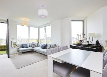 Thumbnail 2 bedroom flat for sale in Ingrebourne Apartments, 5 Central Avenue, Parsons Green, Fulham