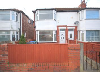 Thumbnail 2 bed end terrace house for sale in Westbank Avenue, Blackpool