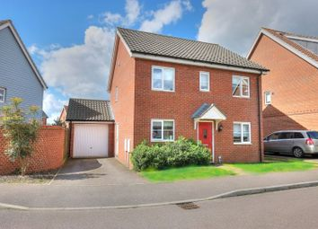 4 bed detached house for sale in Lobelia Lane, Norwich NR4
