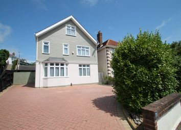 Thumbnail 5 bedroom detached house for sale in Whitecliff Crescent, Poole