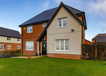 4 bed detached house for sale in Bishop Close, Hugglescote, Coalville, Leicestershire LE67