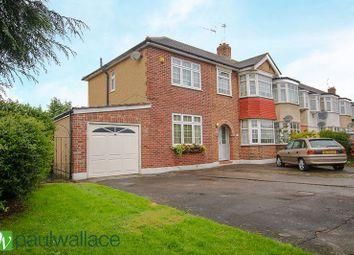 Thumbnail 5 bed semi-detached house for sale in Berkley Avenue, Waltham Cross