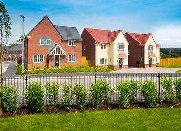 Thumbnail 4 bed detached house for sale in The Spinnings, Kirkham, Preston