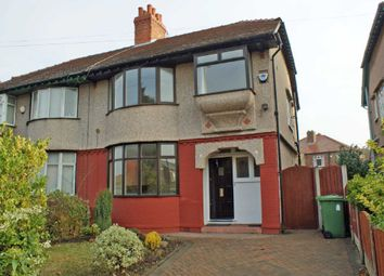 Thumbnail 3 bed semi-detached house for sale in Liverpool Road, Crosby, Liverpool