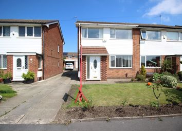 Thumbnail 3 bed semi-detached house to rent in Trinity Crescent, Worsley, Manchester
