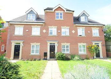 Thumbnail 3 bed town house for sale in Bennett Road, Corby