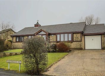 Thumbnail 3 bed detached bungalow for sale in Clockhouse Avenue, Burnley, Lancashire
