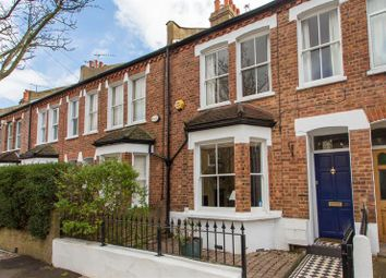 Thumbnail 4 bed terraced house for sale in Pyrmont Road, Chiswick, London
