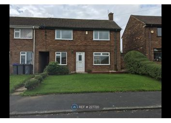 Thumbnail 3 bedroom semi-detached house to rent in Tynedale Road, Blackpool