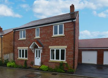 Thumbnail 4 bed detached house for sale in Carpenters, Sherborne