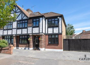 Thumbnail 5 bed semi-detached house for sale in Cherry Tree Rise, Buckhurst Hill