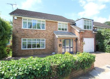 Thumbnail 4 bed detached house for sale in Abbey Close, Pinner