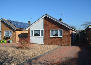 Thumbnail 3 bedroom detached bungalow to rent in Cheneys Walk, Bletchley, Milton Keynes