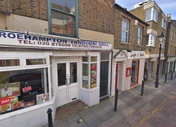 Thumbnail Restaurant/cafe for sale in Roehampton High Street, London