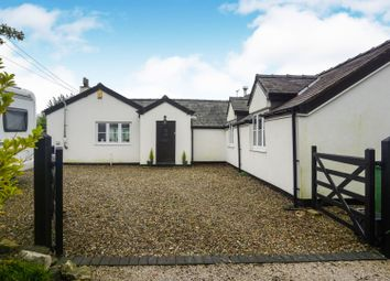 Thumbnail 4 bed detached bungalow for sale in Wesley Road, Wrexham