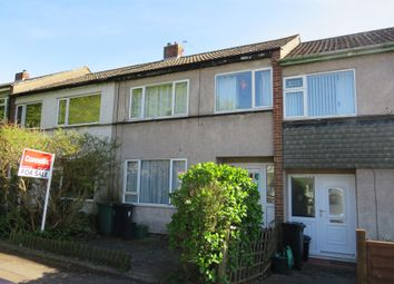 Thumbnail 3 bed terraced house for sale in Toddington Close, Yate, Bristol