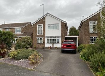Thumbnail 4 bed detached house for sale in The Grange, Wombourne, Wolverhampton, Staffordshire