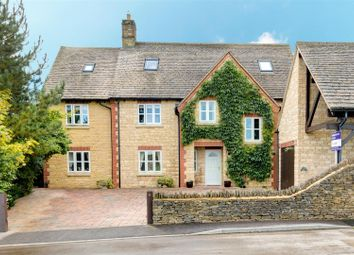 Thumbnail 5 bed detached house for sale in Smith Barry Road, Upper Rissington, Cheltenham