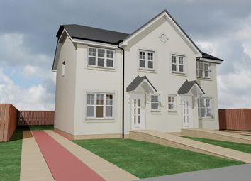 Thumbnail 3 bed semi-detached house for sale in Reserved... Plot 164 Herbison Crescent, Shotts, Shotts