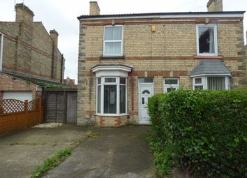 Thumbnail 3 bed property for sale in North Marsh Road, Gainsborough