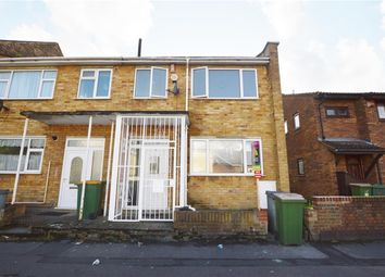 Thumbnail 3 bedroom end terrace house for sale in Eastern Road, Plaistow, London