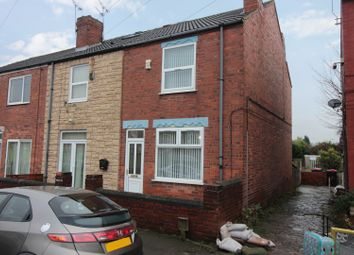 Thumbnail 2 bed terraced house for sale in Meadow Street, Dinnington, South Yorkshire