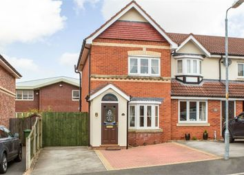 Thumbnail 2 bed end terrace house for sale in Lowerbrook Close, Horwich, Bolton