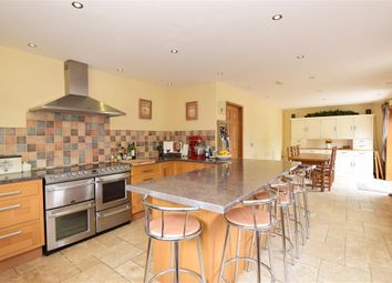 Thumbnail 5 bedroom detached house for sale in Main Road, Porchfield, Isle Of Wight