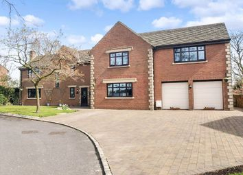Thumbnail 5 bedroom detached house for sale in Manor House Drive, Skelmersdale, Lancashire