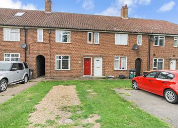 Thumbnail 3 bed terraced house for sale in Alexander Close, Stewartby, Bedford