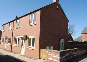 Thumbnail 2 bed semi-detached house to rent in Broadbent Court, Newport