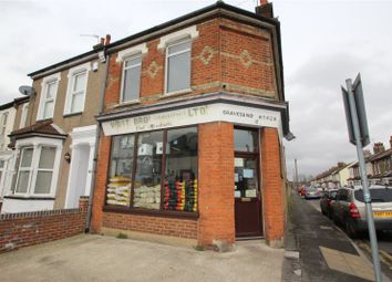 Thumbnail 2 bedroom property for sale in Dover Road East, Gravesend, Kent