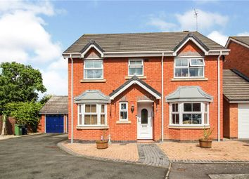 Thumbnail 4 bed detached house for sale in Tavern Orchard, Warndon, Worcester